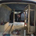 horizon transition aménagement camion