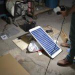 électricité van camion aménagement panneau solaire