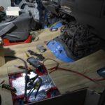 électricité van camion aménagement