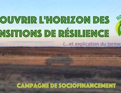 Lancement officiel du projet Horizon Transition!