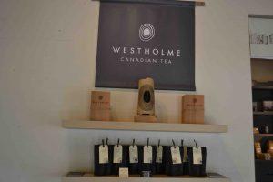 Westholme ferme à thé