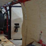 Aménagement du Camion (l'escargot): suite du contre-plaqué