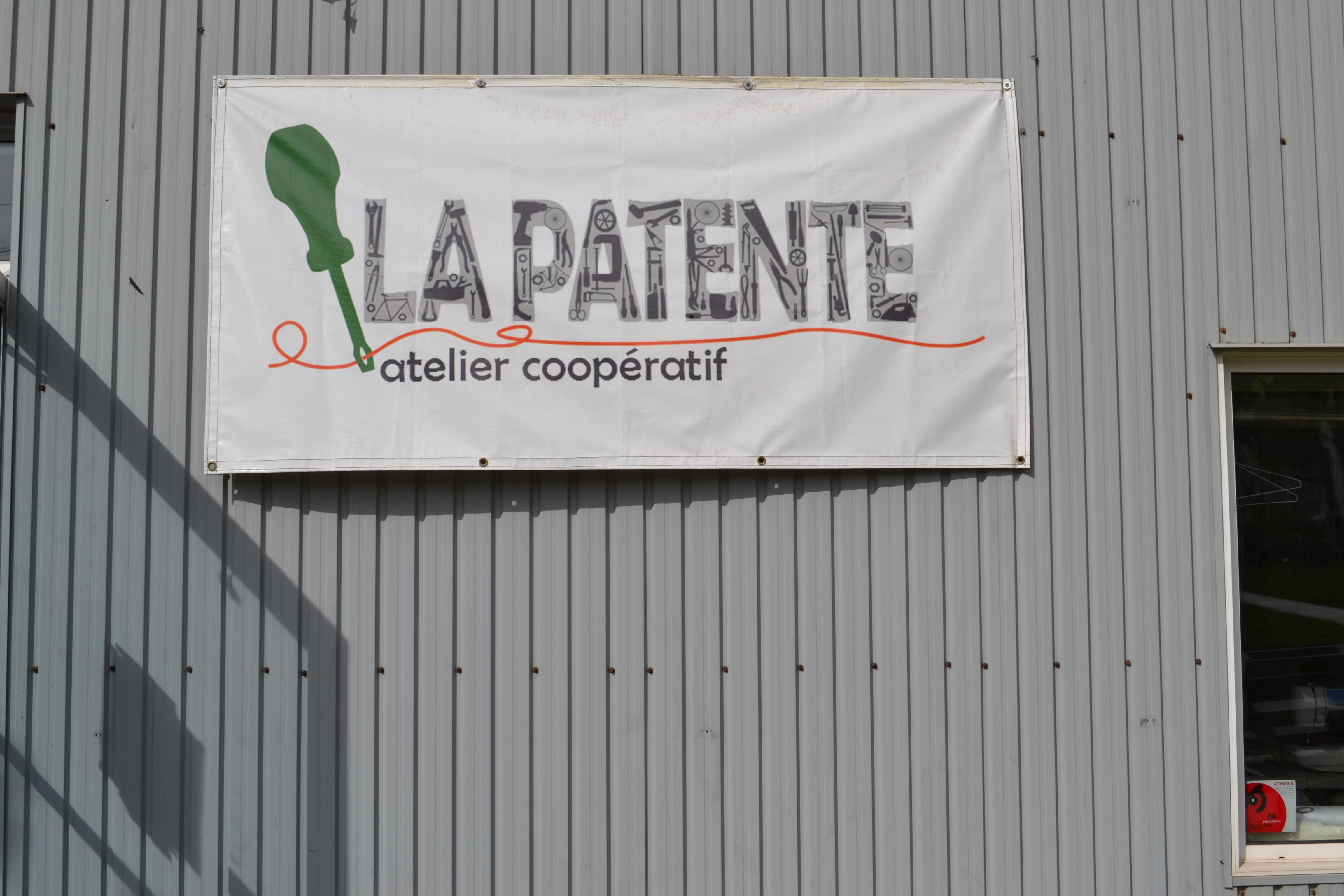 (Français) La Patente, un atelier collaboratif à Québec